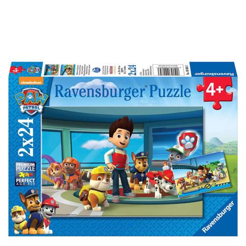 Ravensburger Paw Patrol hulpvaardige speurneuzenset legpuzzel 48 stukjes kopen