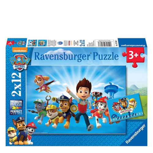 Ravensburger Paw Patrol en Ryder legpuzzel 24 stukjes kopen