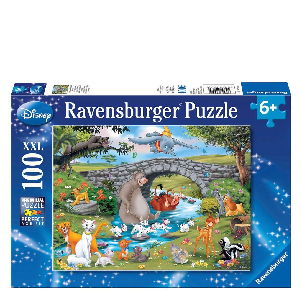 Ravensburger Disney dierenvrienden xxl  legpuzzel 100 stukjes