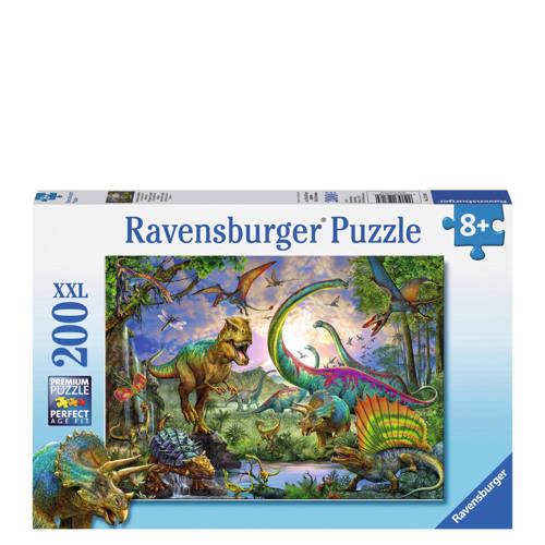 Ravensburger puzzel dinosaurussen 200 stukjes