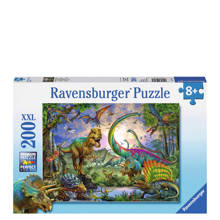 dinosaurussen xxl  legpuzzel 200 stukjes
