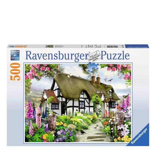 Ravensburger dorps legpuzzel 500 stukjes kopen