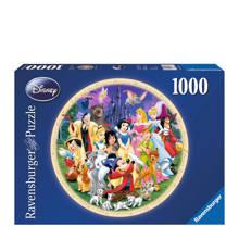 Disney ronde  legpuzzel 1000 stukjes