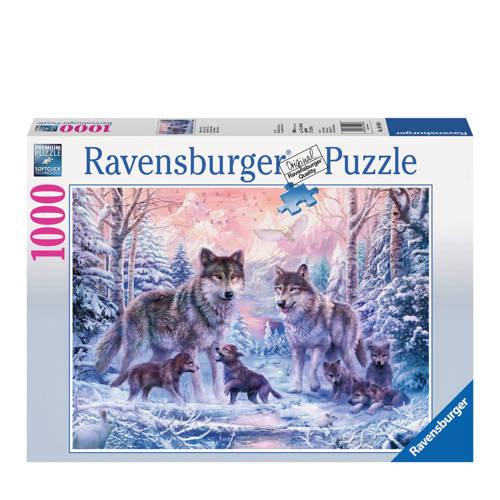 Ravensburger wolven legpuzzel 1000 stukjes kopen
