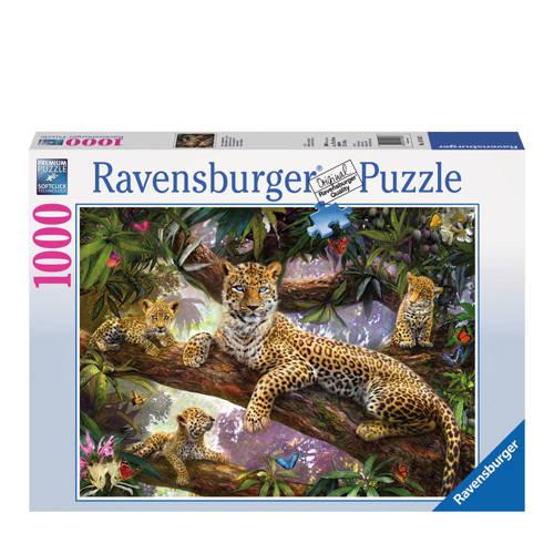 Ravensburger luipaard moeder