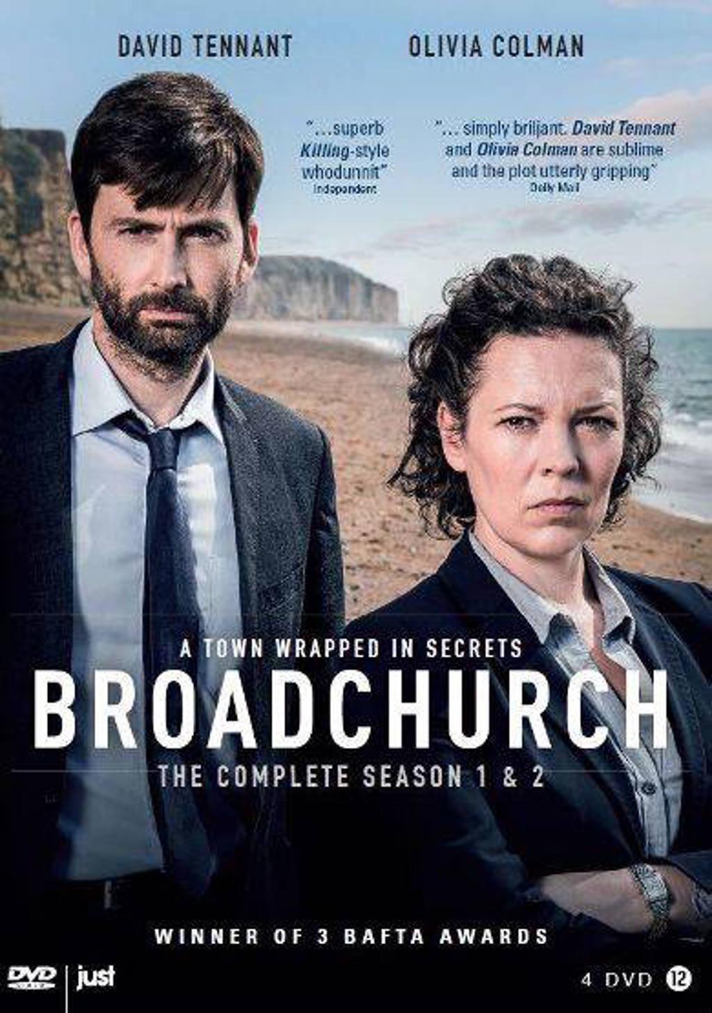 Broadchurch - Seizoen 1 & 2 (DVD)