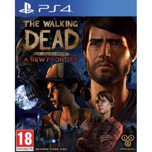 Walking dead 3 - Telltale series (PlayStation 4) kopen