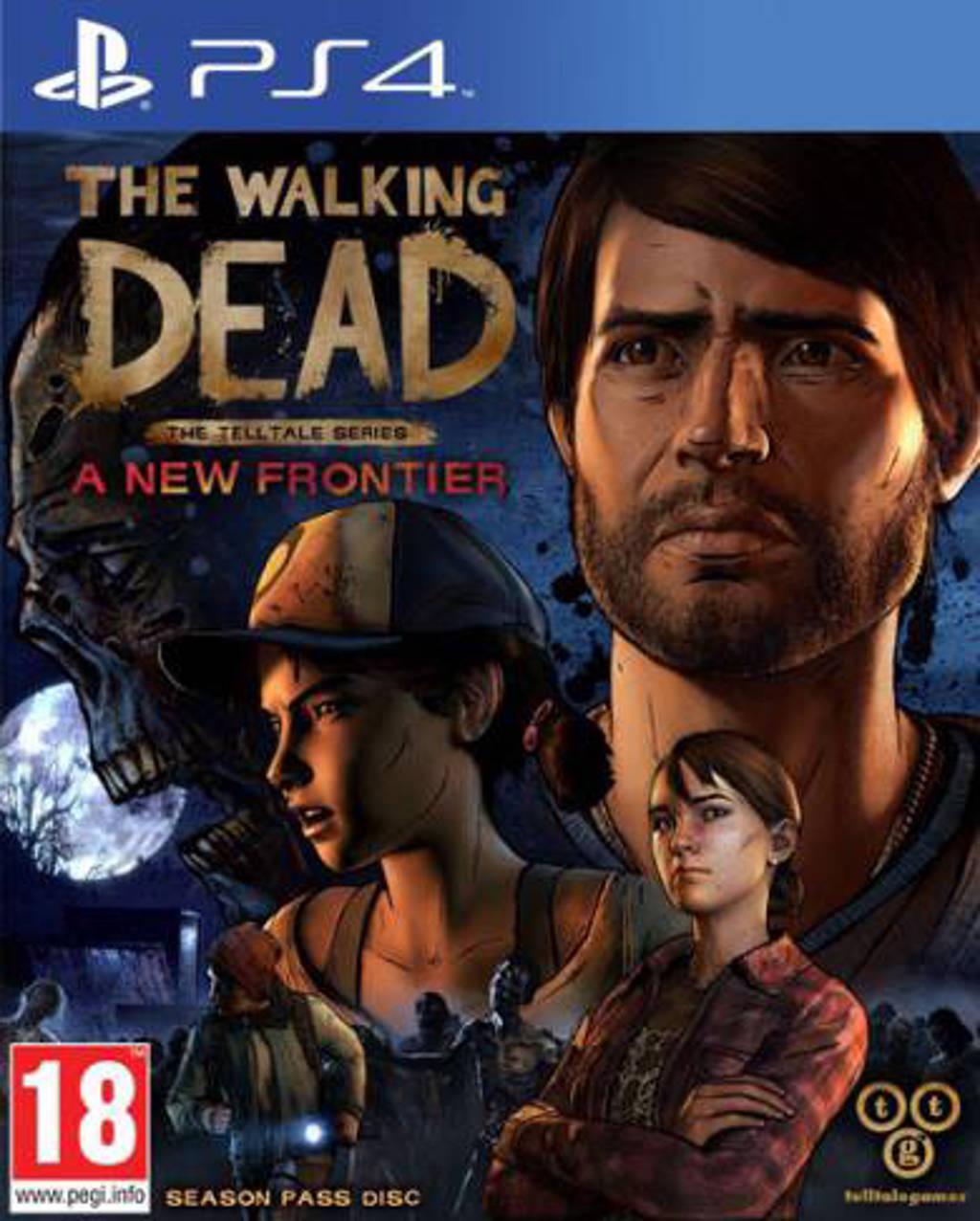 Walking dead 3 - Telltale series (PlayStation 4)