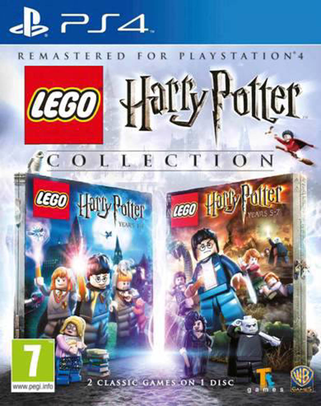 LEGO Harry Potter - Jaren 1-7 Collectie (PlayStation 4)