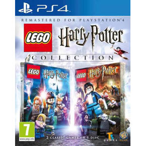 Harry Potter - Jaren 1-7 Collectie (PlayStation 4)