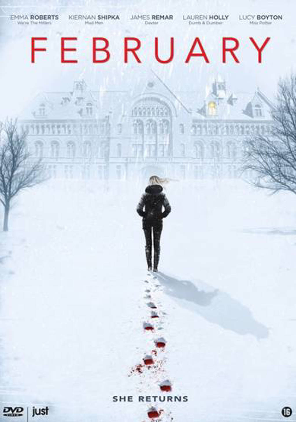 February (DVD)