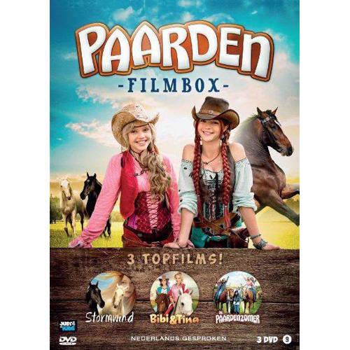 Paarden filmbox - 3 topfilms! (DVD) kopen