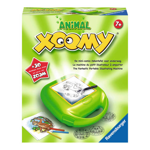 Xoomy Compact Animals