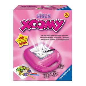Xoomy tekenkoffer meisjes