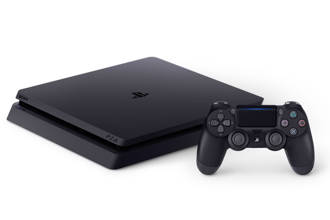 PlayStation 4 Slim 500GB zwart