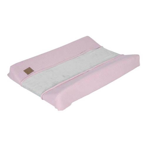 Kidsmill Knitted aankleedkussenhoes roze