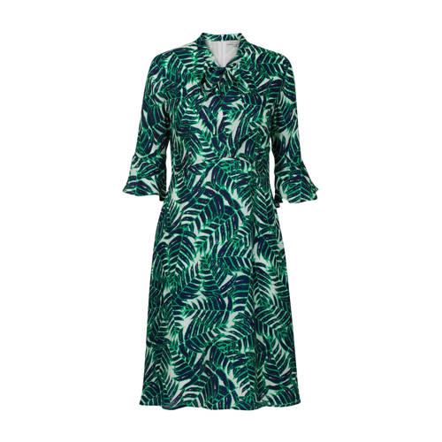 Dasha A-lijn jurk met print
