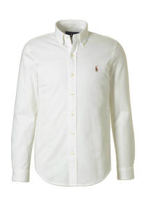POLO Ralph Lauren Knit Oxford jersey overhemd (heren)