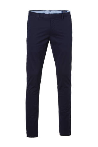 stretch slim fit pantalon