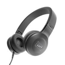E35 on-ear koptelefoon zwart