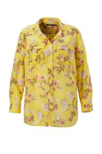 Lauren Woman blouse met bloemendessin (dames)