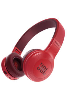 E45 on-ear bluetooth koptelefoon rood