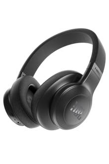 E55 over-ear bluetooth koptelefoon zwart
