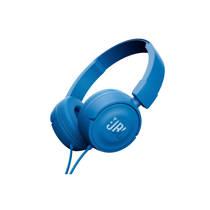 JBL T450 on-ear koptelefoon blauw