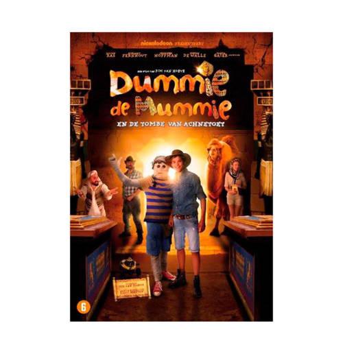 Dummie de mummie en de tombe van Achnetoet (DVD) kopen
