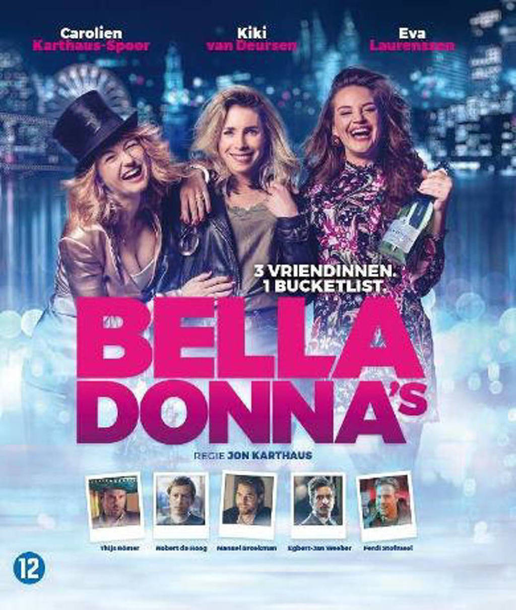 Bella Donna's (Blu-ray)
