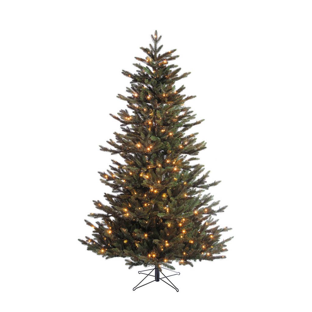 Black Box verlichte kerstboom Macallan (h155 x ø104 cm), Ja