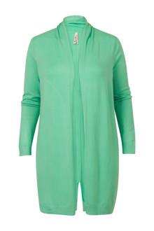 Plus vest groen