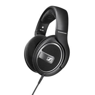 HD 559 over ear koptelefoon zwart