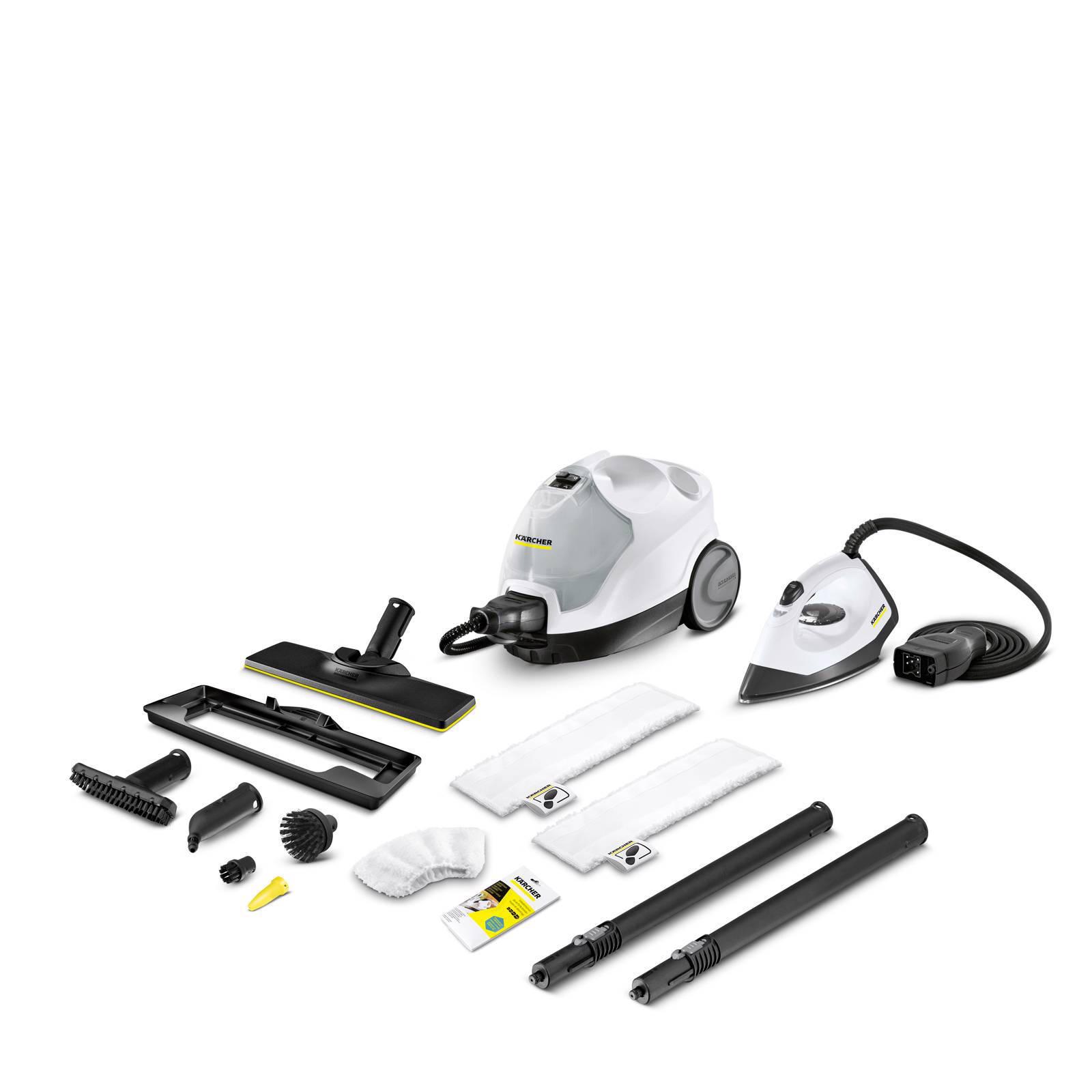 Kärcher SC4 Easyfix Premium Iron Kit stoomreiniger