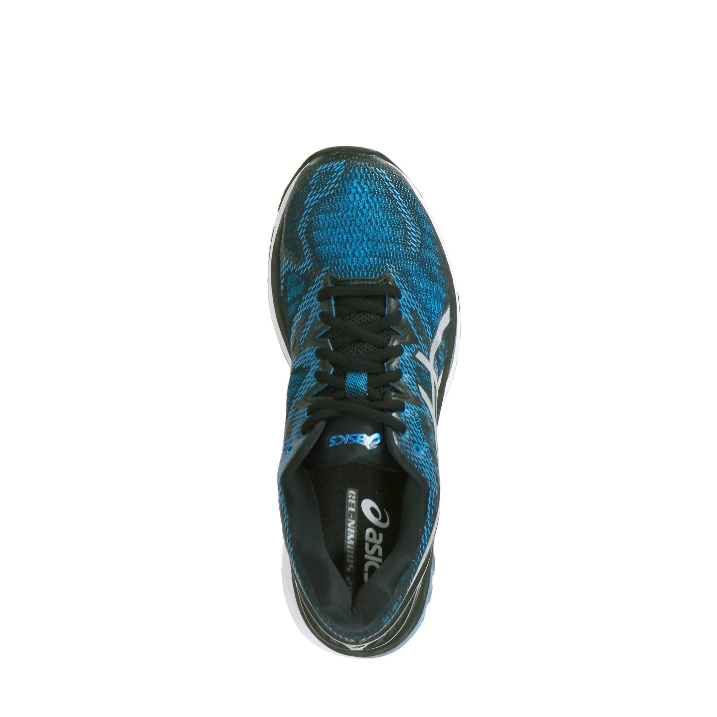 asics hardloopschoenen blauw