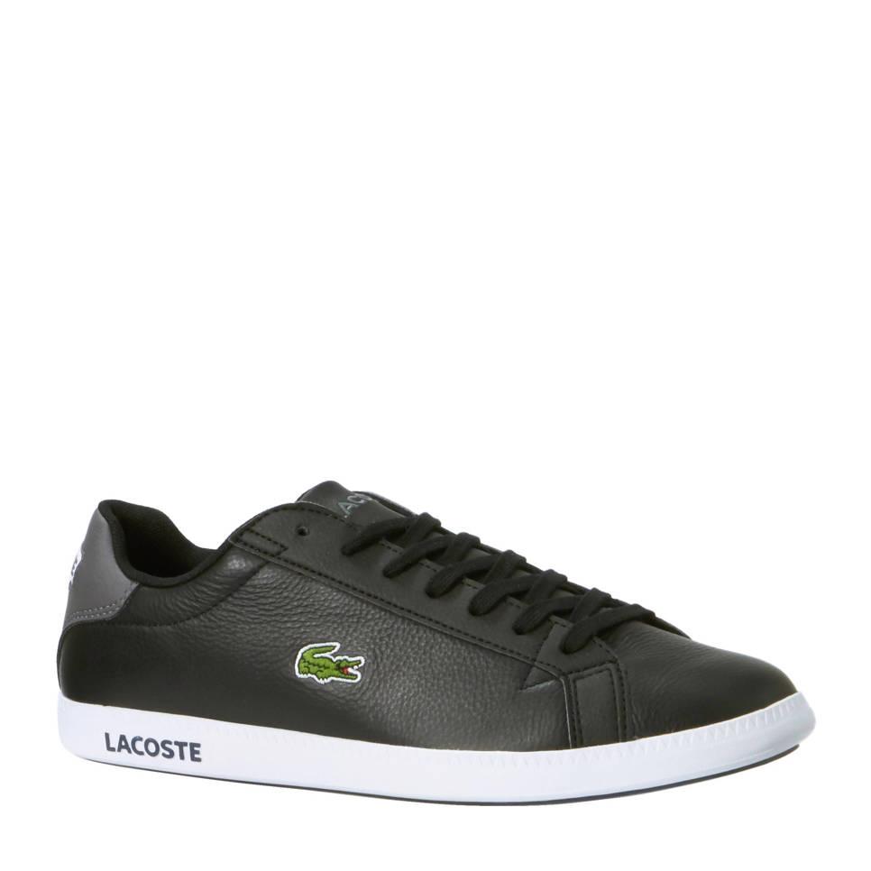 Lacoste GRADUATE LCR3 sneakers , Zwart/wit/grijs
