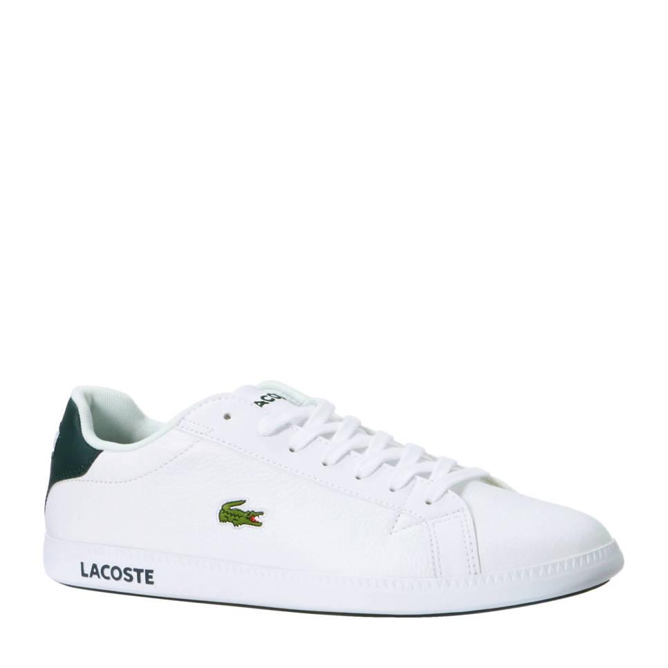 Lacoste GRADUATE LCR3 sneakers , Wit/groen