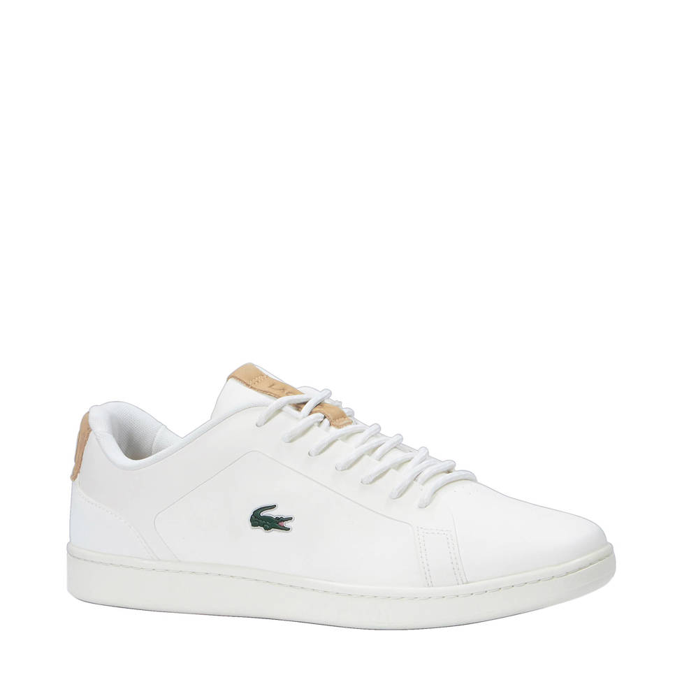 Lacoste sneakers Endliner 118 1, Ecru/bruin