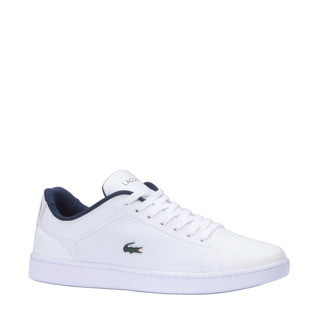 Lacoste sneakers Endliner 118 1, Wit/donkerblauw