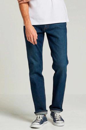 straight fit jeans Greensboro indigo wit