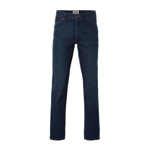 Wrangler straight fit jeans Texas indigo