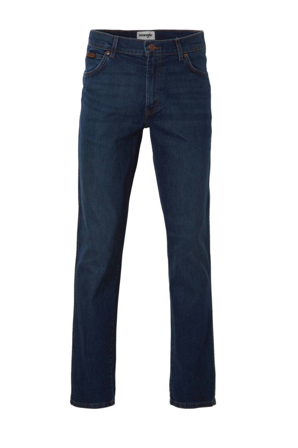 Wrangler  straight Texas regular fit jeans, Indigo wit