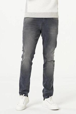 slim fit jeans Ralston concrete bleach