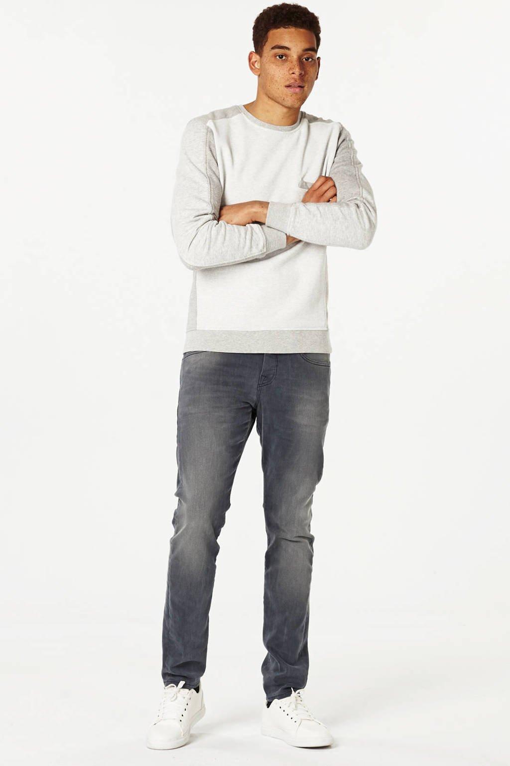Scotch & Soda slim fit jeans Ralston concrete bleach, Concrete Bleach