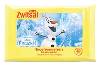 Disney Frozen snoetenpoetsers - 40 stuks - baby