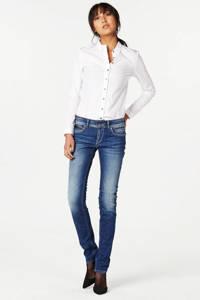 Pepe Jeans New Brooke slim fit jeans, medium washed denim