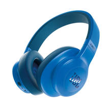 E55 over-ear bluetooth koptelefoon blauw