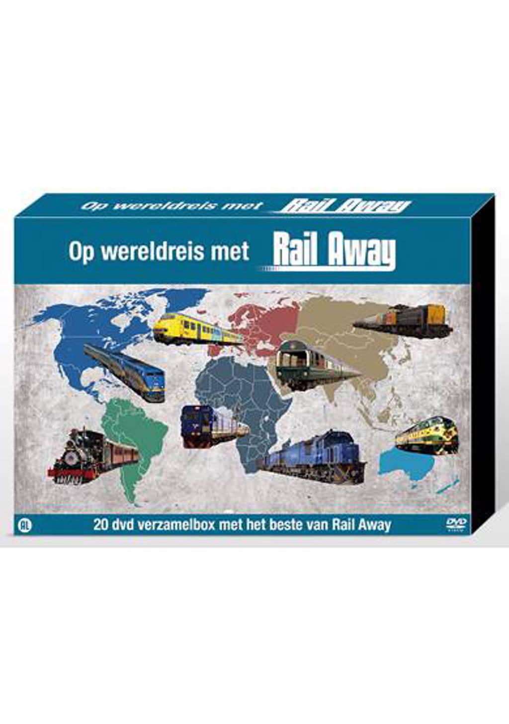 Op wereldreis met Rail Away  (DVD)