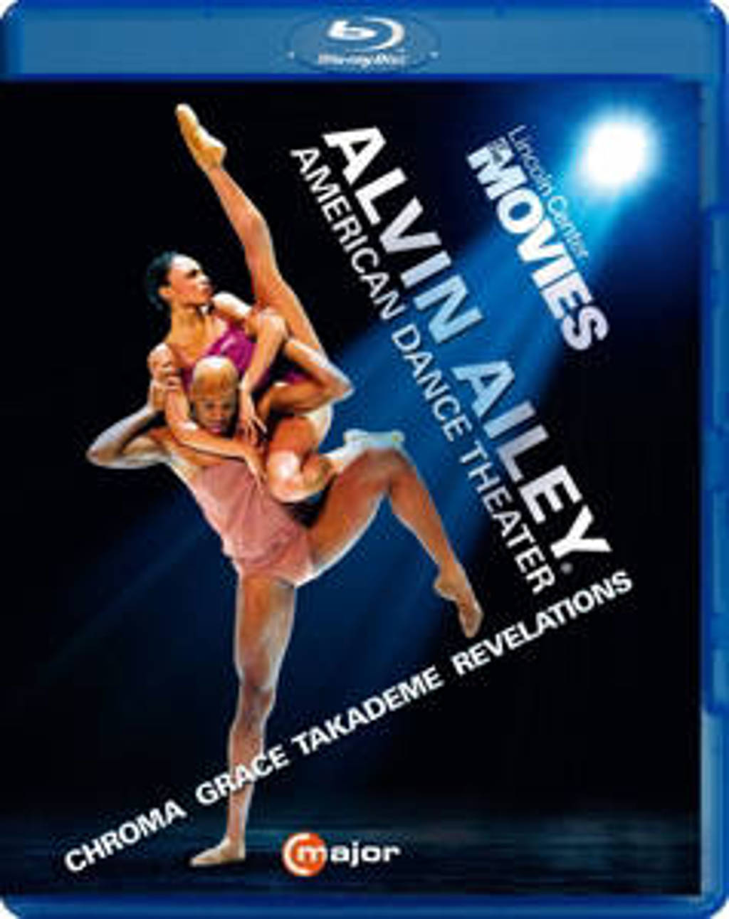 Alvin Ailey American Dance Theater - Alvin Ailey American Dance Theater (Blu-ray)