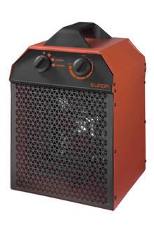 EK Delta 5000 elektrische ventilatorkachel
